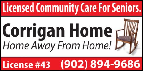 Corrigan Home