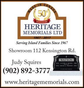 Heritage Memorials